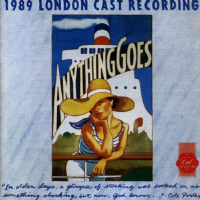 Anything Goes 1989 Original London Cast CD